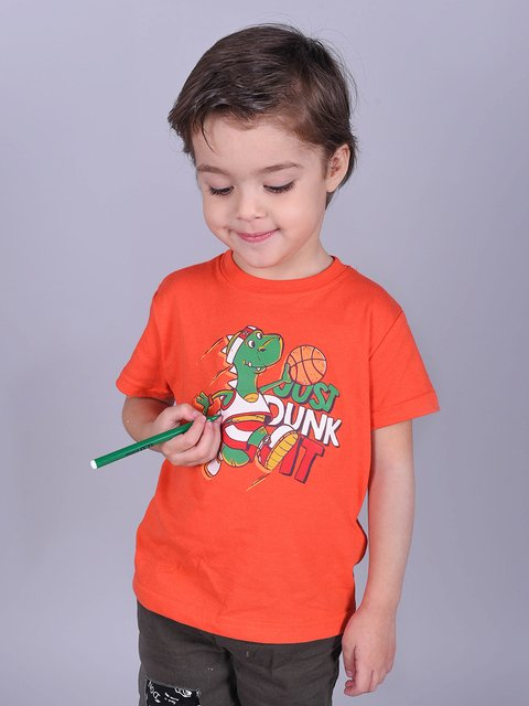 REMERA JUST DUNK IT - comprar online
