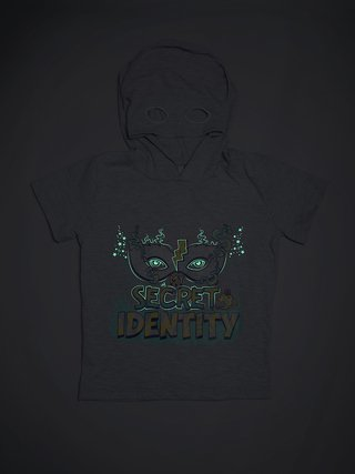 Remera Secret Identity - comprar online