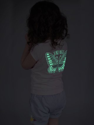 Remera Wings Glow - comprar online