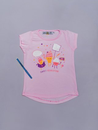 REMERA SWEET REVOLUTION - comprar online