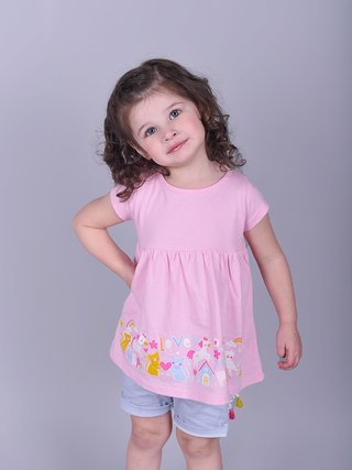VESTIDO LOVE HAPPY PLAY