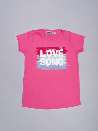 Remera Love Song