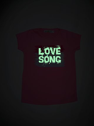 Remera Love Song - comprar online