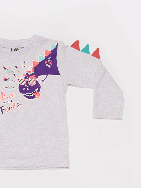 Remera Hungry Dino - comprar online