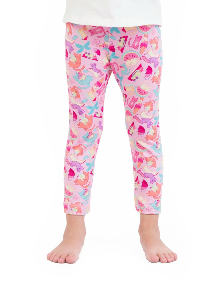 Leggings Gatos Summer - comprar online