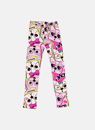 LEGGING SOFIA & FRIENDS ROSA