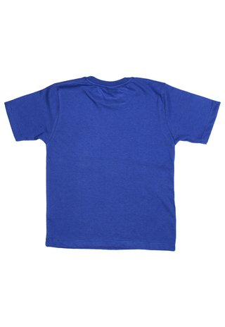 Remera Comic Glow Azul en internet
