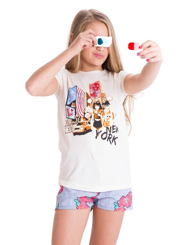 Remera Girls In The City - comprar online