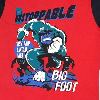 Remera Unstoppable Rojo - comprar online