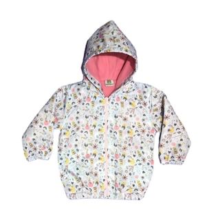 CAMPERA RABBIT  CELESTE