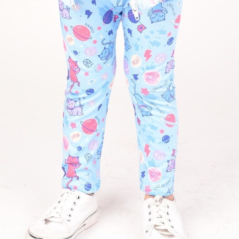 LEGGINGS SPACE CATS - comprar online