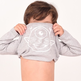 REMERA MONSTER MASK - comprar online