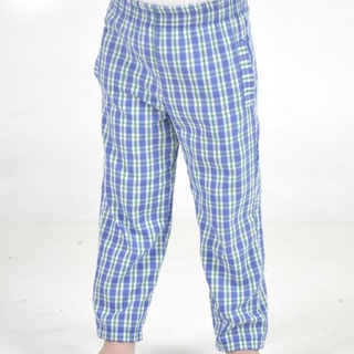 PANTALON ESCOCES AQUA