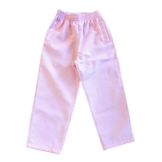 PANTALON ESCOCES ROSA