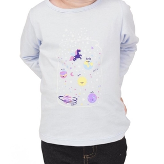REMERA SPACE UNICORNIO