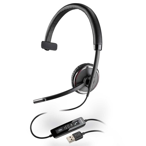 Headset Plantronics Blackwire C510-M