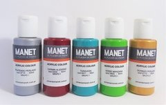 ACRILICO DECORATIVO MANET 50ml Grupo 1