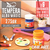 Tempera Alba Magic 275gr x6 Colores comunes