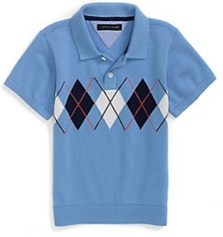 Camiseta Polo Sweater - Tommy Hilfiger
