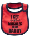 Babador - Muscles From Daddy - Carter's na internet