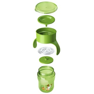 Copo Natural 340ml - Verde - Philips Avent - comprar online