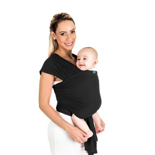 Sling Wrap - Preto - KaBaby