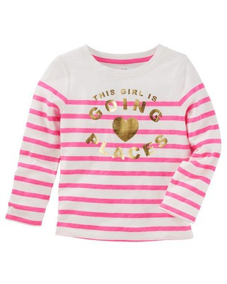 Camiseta Going Places - OshKosh B'gosh
