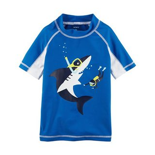 Camiseta Shark - Carter's