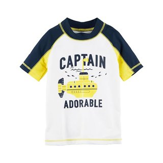 Camiseta Captain - Carter's