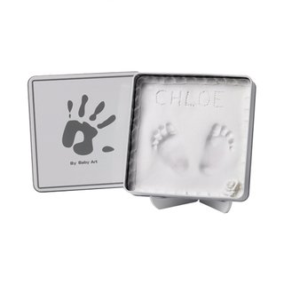 Magic Box White & Grey - Baby Art