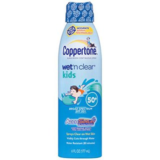 Protetor Solar Spray Kids - FPS 50 - Coppertone