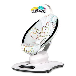 Cadeira de Descanso Mamaroo 4.0 - Multi Color - 4moms