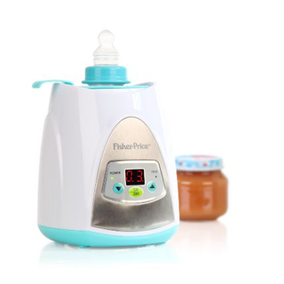Aquecedor Digital De Mamadeira e Alimentos - Fisher Price