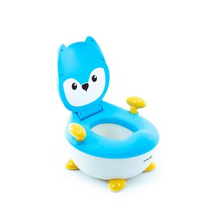 Troninho Fox Potty - Blue - Safety 1st