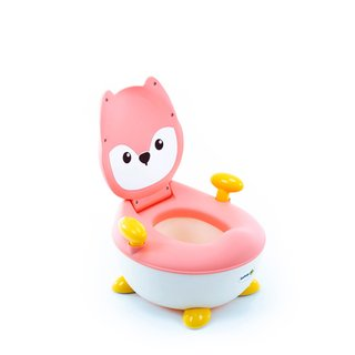 Troninho Fox Potty - Pink - Safety 1st
