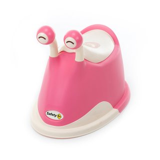 Troninho Slug Potty - Pink - Safety 1st