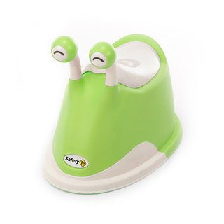 Troninho Slug Potty - Green - Safety 1st