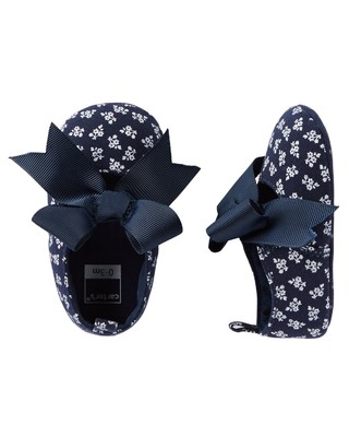 Sapato Floral Mary Jane - Carter´s