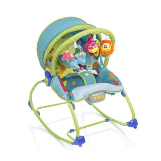 Cadeirinha de Descanso Bouncer Sunshine Baby - Pet's World - Safety 1st