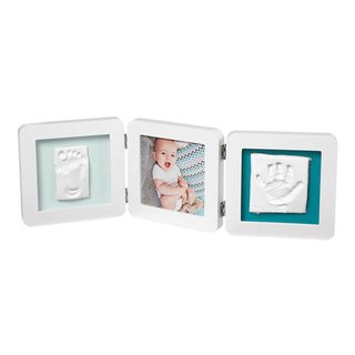 My Baby Touch Porta-Retrato Triplo White - Baby Art