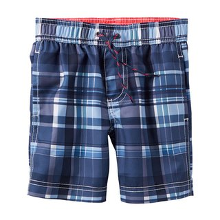 Shorts Xadrez - Carter's