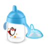 Copo Pinguim 340ml - 18m+ - Azul  - Philips Avent