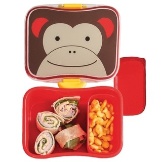 Kit Lanche Zoo - Macaco - Skip Hop - comprar online