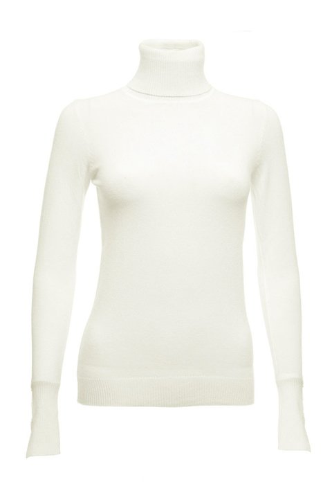Tricot Cacharrel Básico Off White
