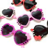 oculos de sol hello kitty cores