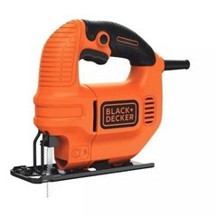 Sierra Caladora Black And Decker 420w Ks501