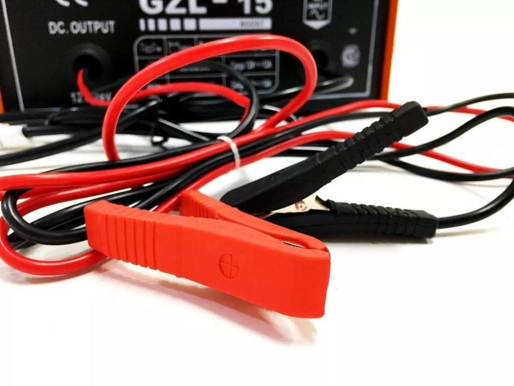e12abfac062 Cargador Bateria Auto Kushiro 15 Amp 12v/24v. 1