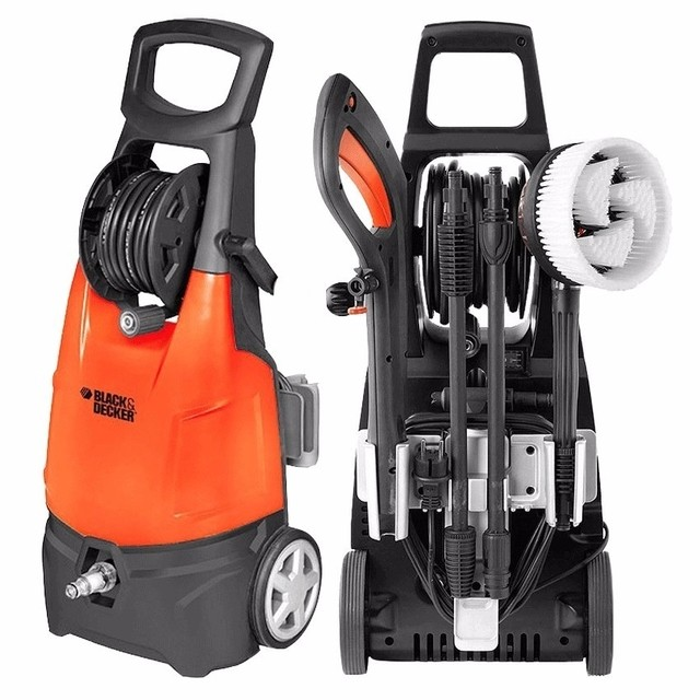 Hidrolavadora Black and Decker PW1800