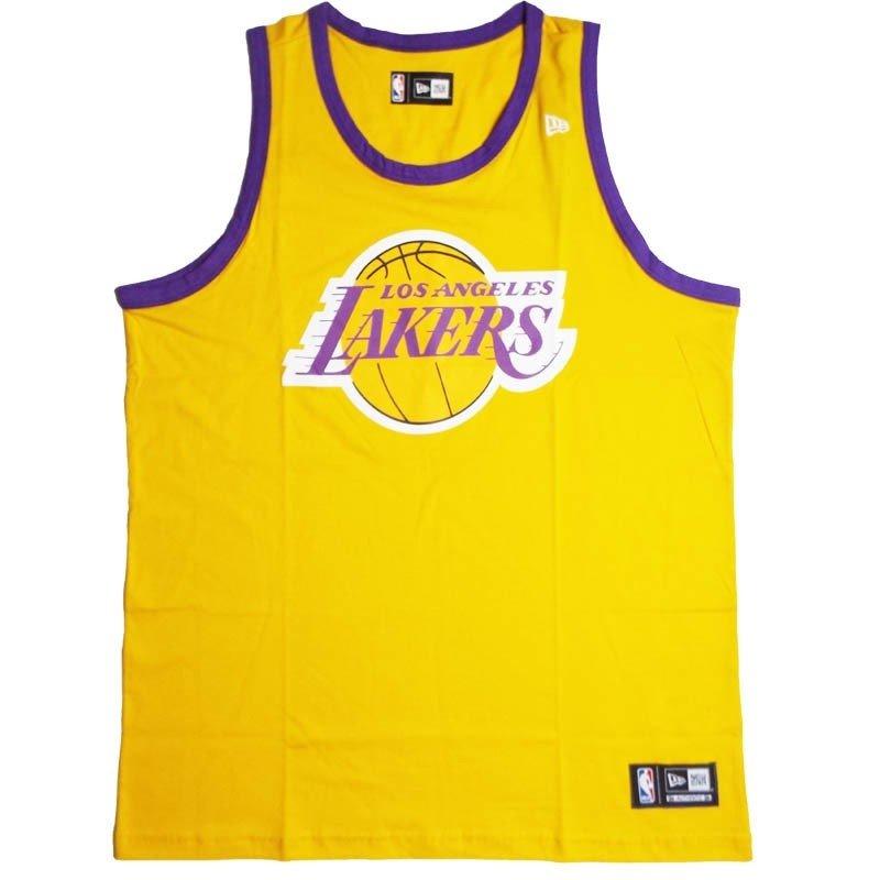 d7ce2b424 Regata New Era Basic Logo Los Angeles Lakers