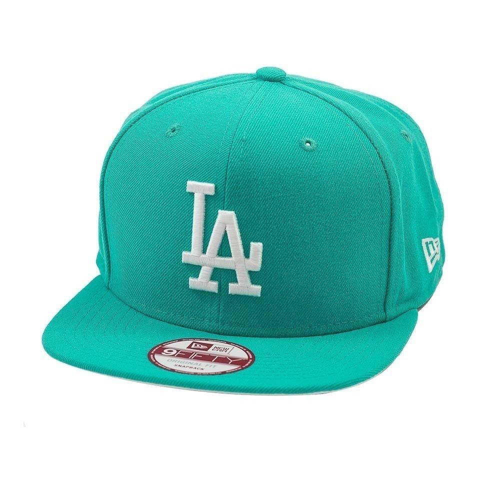 b06378ffbd9c8 Boné New Era SnapBack Original Los Angeles Dodgers